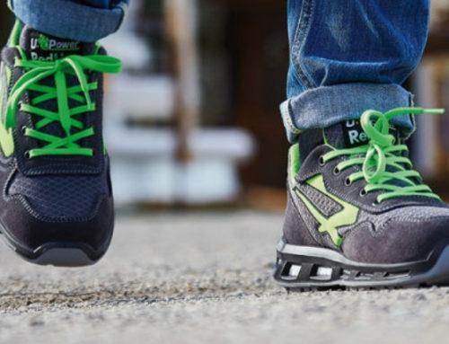 Calzado U Power, seguridad y comodidad a tus pies