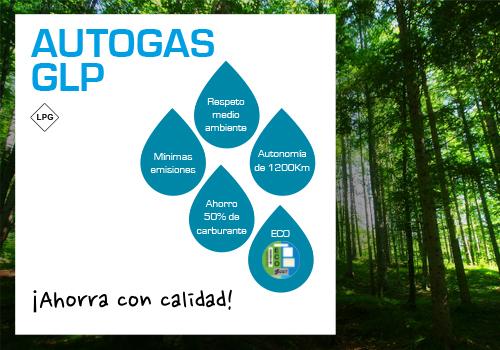 Autogas GLP