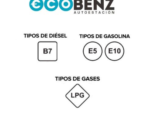 ¿Cómo es el nuevo etiquetado en Gasolineras?