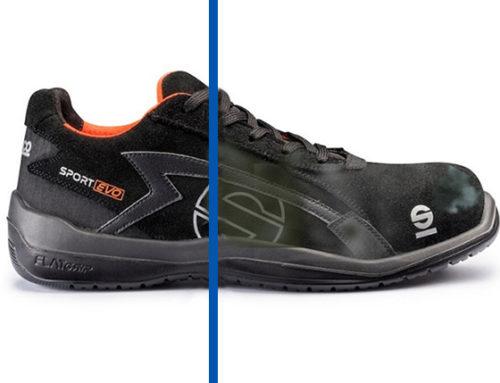 ¿Cuándo cambiar el calzado laboral y cómo cuidarlo?